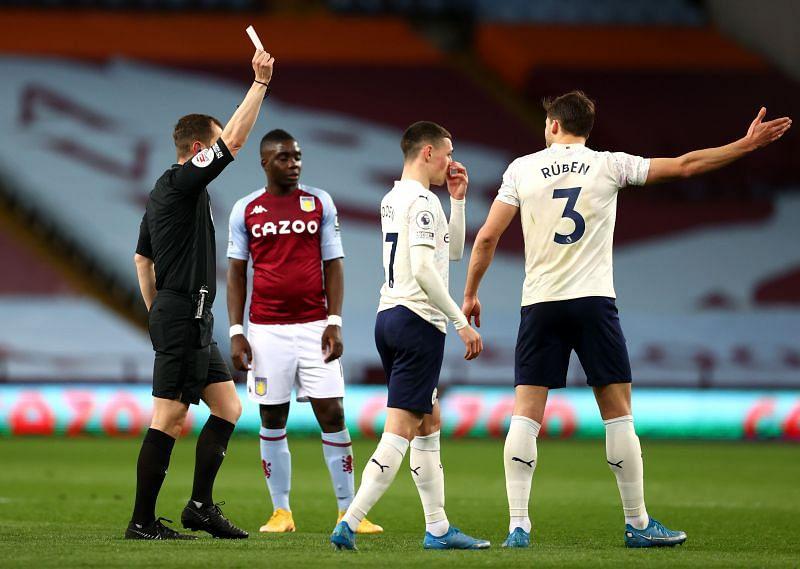 Aston Villa vs Manchester City - Premier League