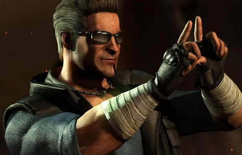 Johnny Cage is one of the most popular Mortal Kombat characters (Image via Screen Geek)