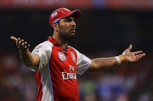 Yuvraj Singh never won a match against the Chennai Super Kings as captain