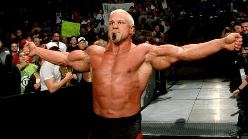 Scott Steiner worked for WCW between 1989-1992 and 1996-2001