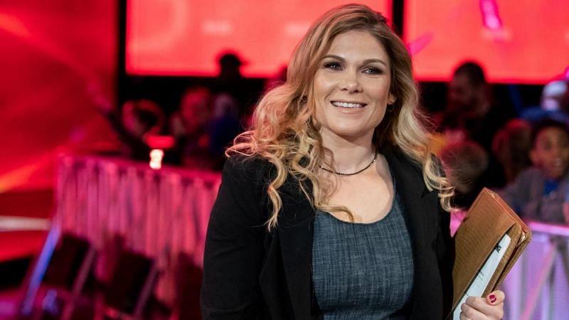 Beth Phoenix is a WWE Hall of Famer