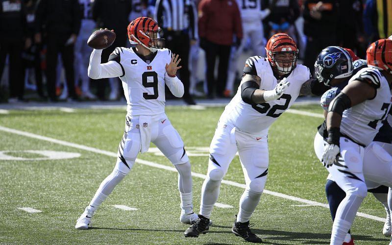 Tennessee Titans vs Cincinnati Bengals