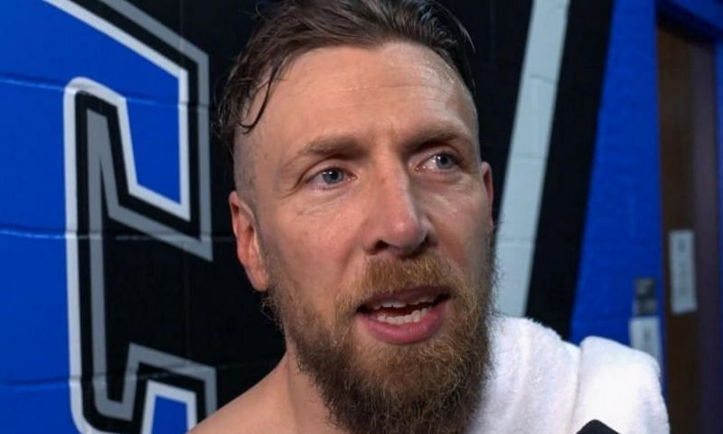 Daniel Bryan seems to be on the cusp of a big transition