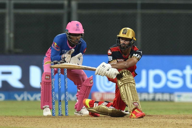Devdutt Padikka scored a spectacular hundred in RCB