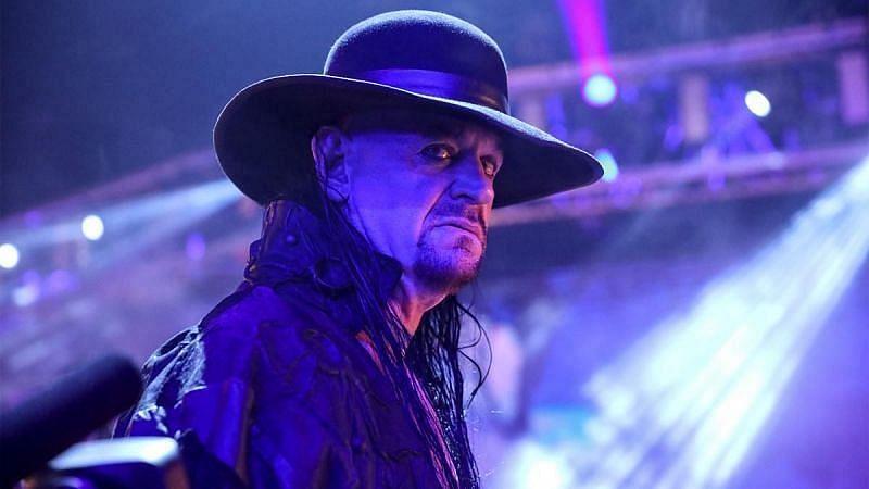WWE दिग्गज द अंडरटेकर