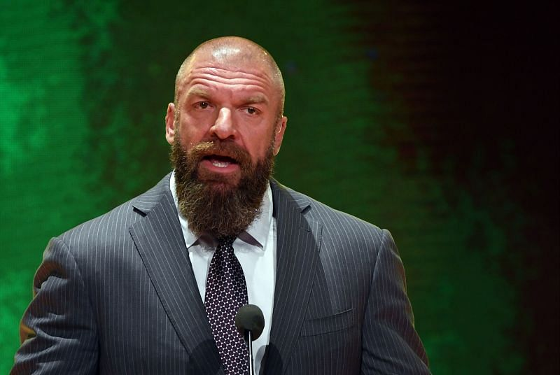 Triple H is a multiple-time WWE Champion as well as a key figure behind the scenes in WWE (Credit: Getty Images)