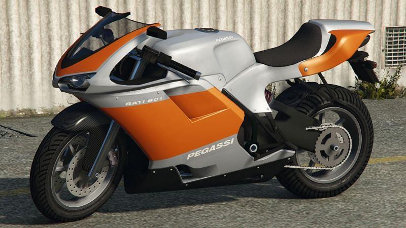 The Bati 801 (Image via GTA Wiki)