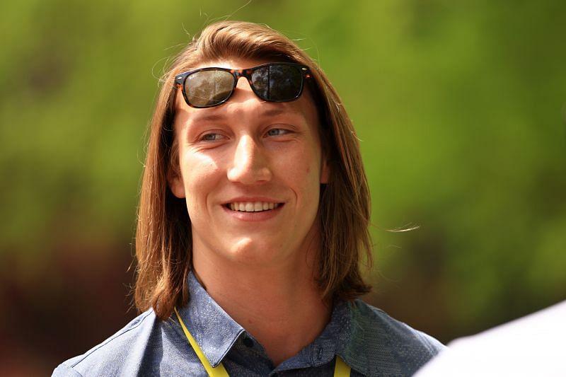 2021 NFL Draft top prospect Trevor Lawrence