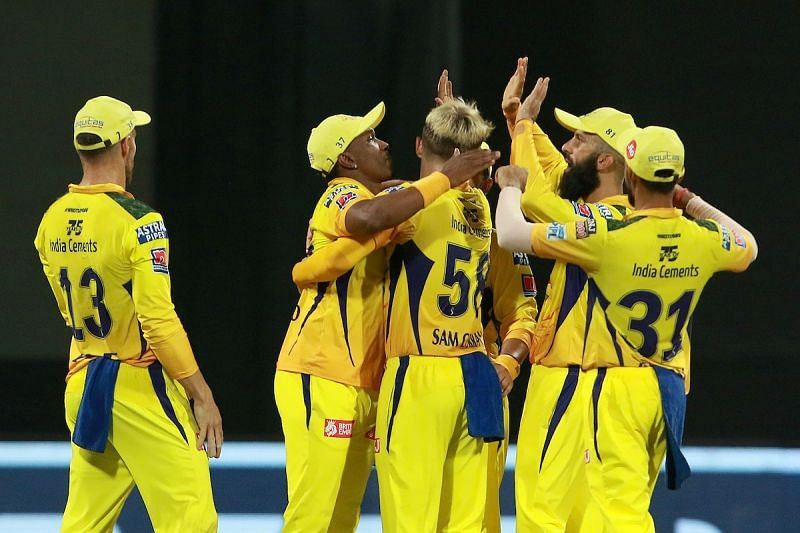 CSK has now won two of its first three IPL 2021 games [Credits: IPL]
