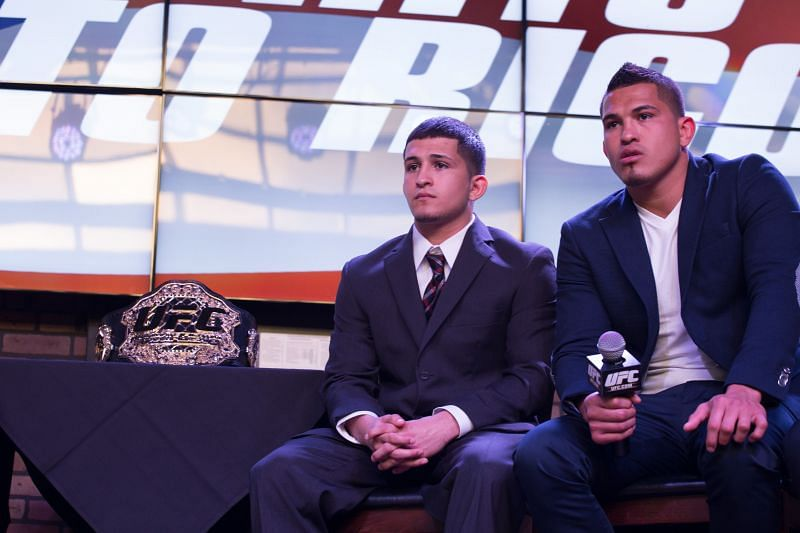 Anthony and Sergio Pettis