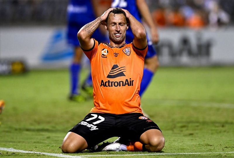 Brisbane Roar need to win this game