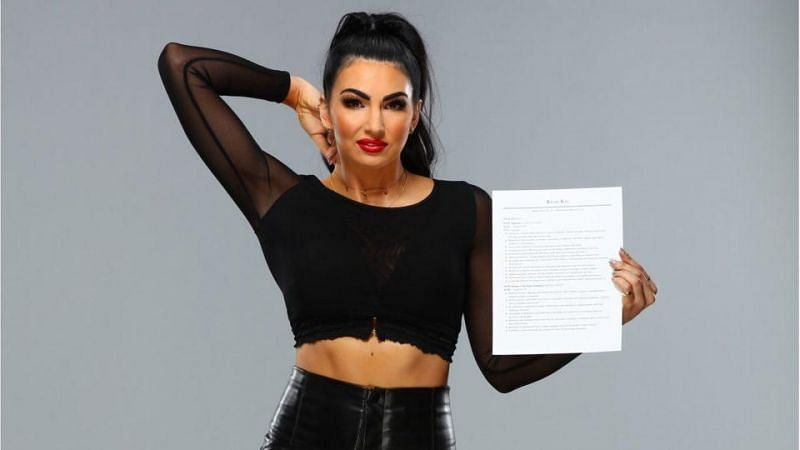 Billie Kay was released from WWE on April 15th (Credit: WWE)