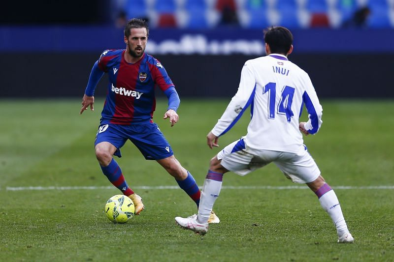 Levante UD v SD Eibar - La Liga