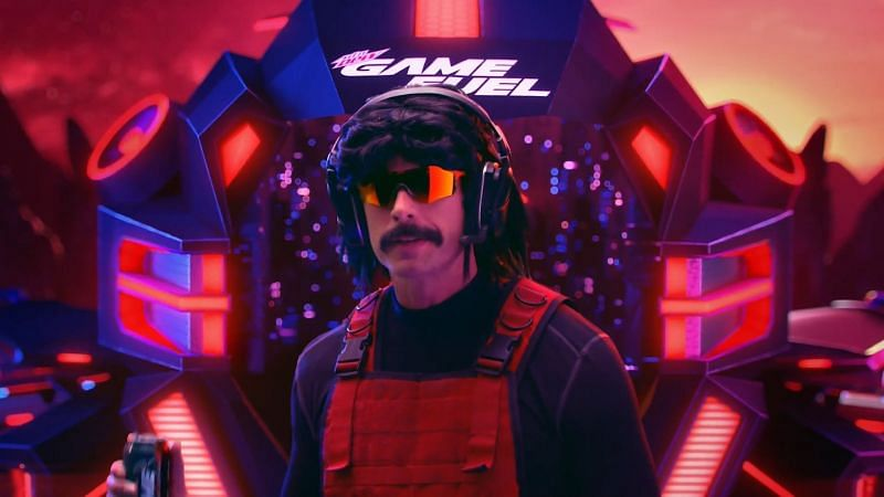 Dr Disrespect recently made an appearance on Twitch after nearly an entire year (image via BoomTv, Twitch)
