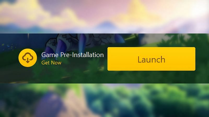 How to activate Genshin Impact pre-installation for PC (Image via miHoYo)