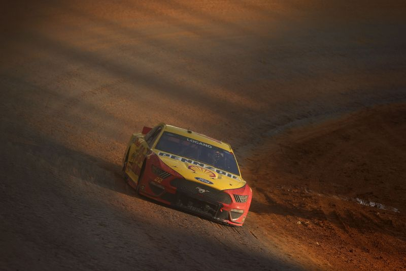 Joey Logano might just be the next Dale Earnhardt. Photo: Jared Tilton / Getty Images.
