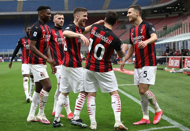 AC Milan have won the most penalties in Europe