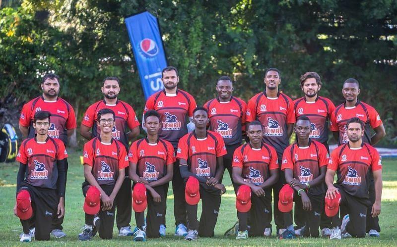 TRG vs CHR Dream11 Fantasy Suggestions - Tanzania T10 League (Source: Instagram @crickettanzania)