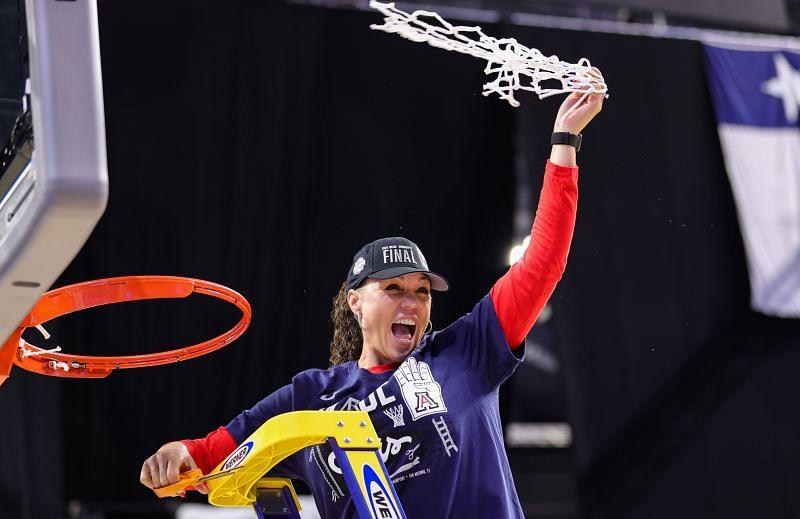 Arizona Womens Basketball HC Adia Barnes