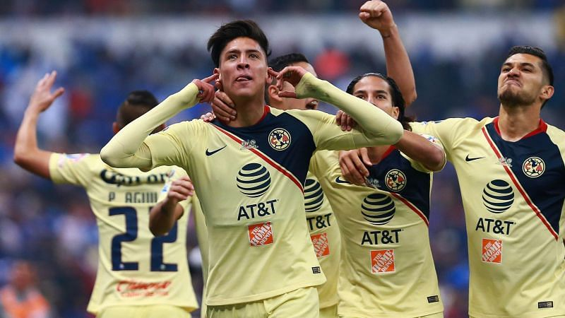 Club America face Olimpia for the first time in 32 years!