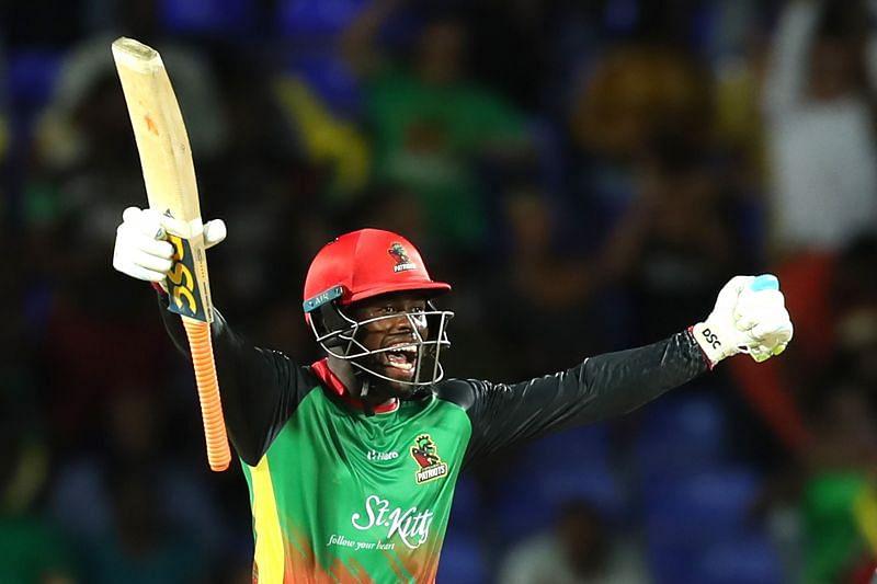 Fabian Allen is making his IPL debut today
