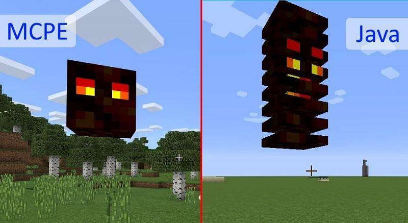 Magma cube jumping (Image via bugs.mojang)