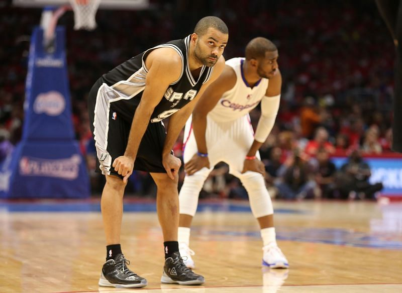 San Antonio Spurs v LA Clippers - Game One