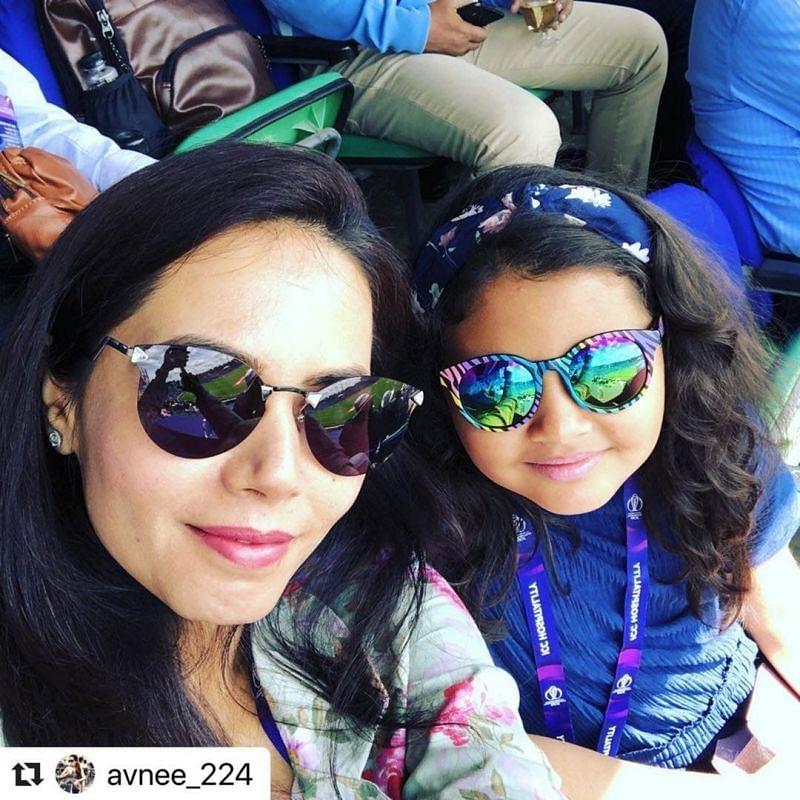 Parthiv Patel's Wife Avni Zaveri