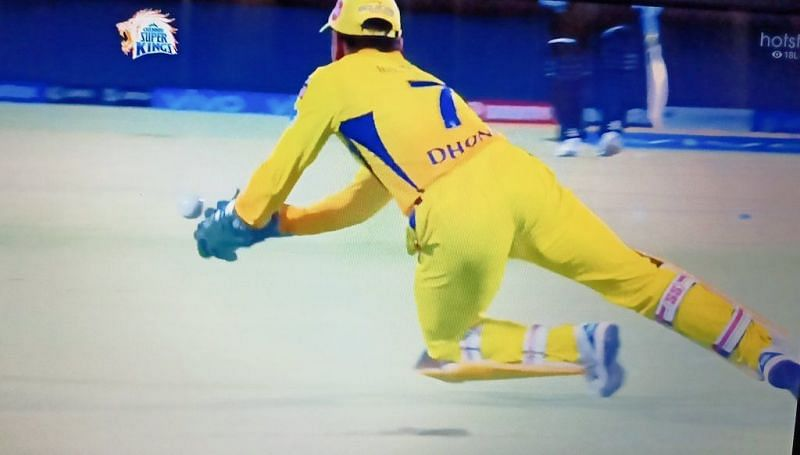 MS Dhoni couldn