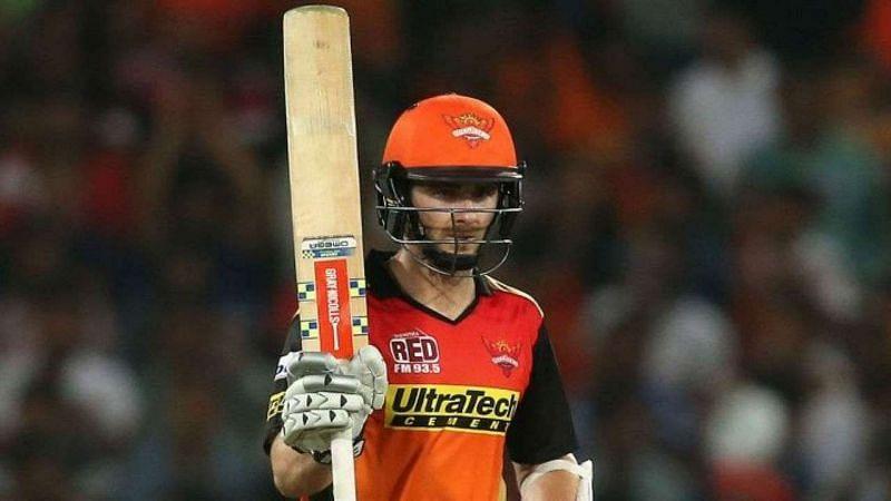 SRH batsman Kane Williamson