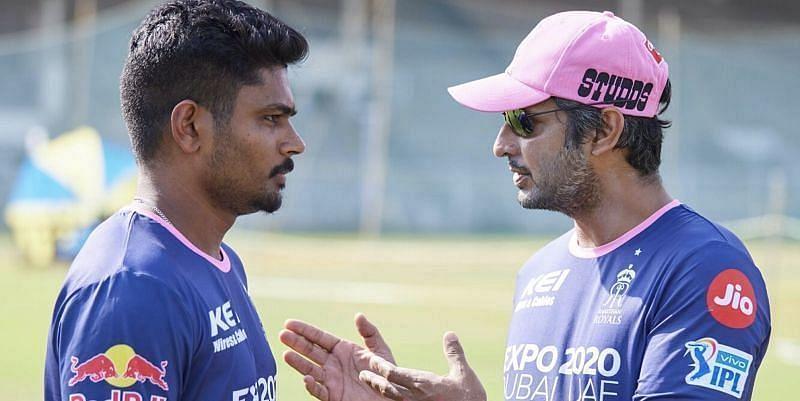 Sanju Samson lavishes praise on Kumar Sangakkara