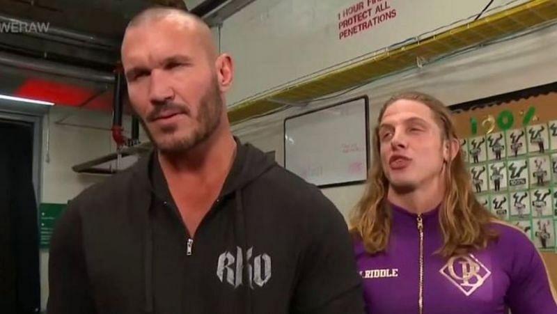 Orton/Riddle
