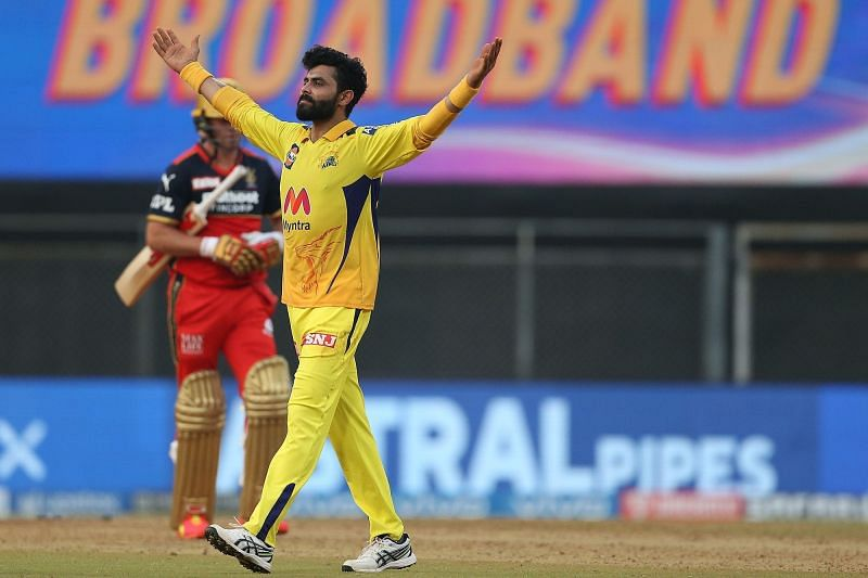 Ravindra Jadeja had one of the best days of his IPL career today.