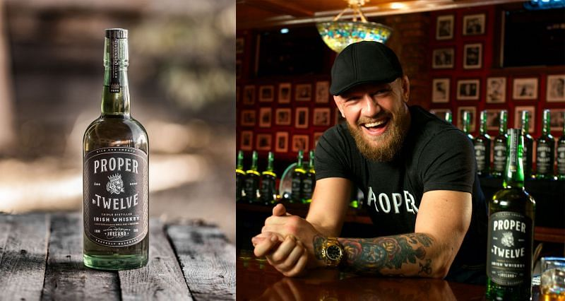 Proximo Spirits has purchased a majority stake in Proper 12 Irish Whiskey owned by Irish megastar Conor McGregor(Above)