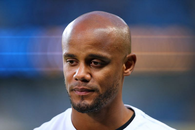 Manchester City Legends v Premier League All-Stars XI - Vincent Kompany