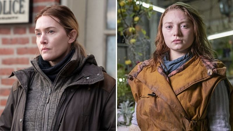 L-R: Kate Winslet, Mia Threapleton (HBO, Ascent Films)