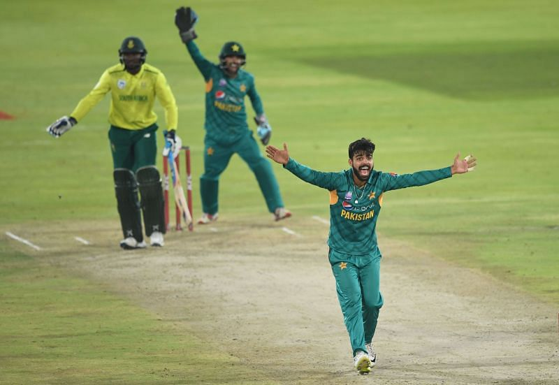 Pakistan have a 100% win record in T20Is at SuperSport Park