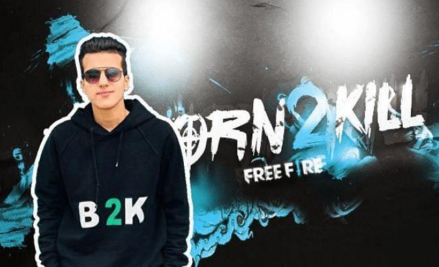 B2K की Free Fire ID