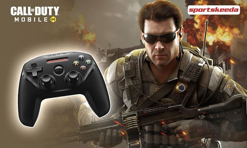 Play COD Mobile Season 3 using controllers