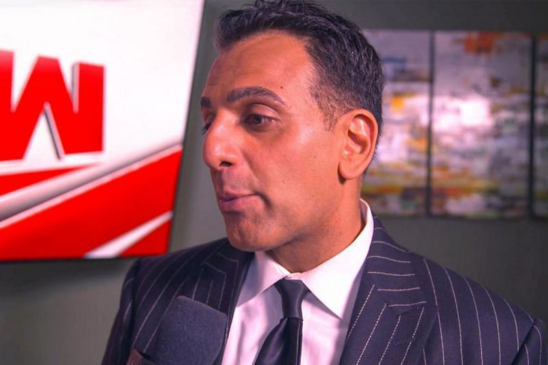 Adnan Virk has joined the RAW commentary team (Credit: WWE)