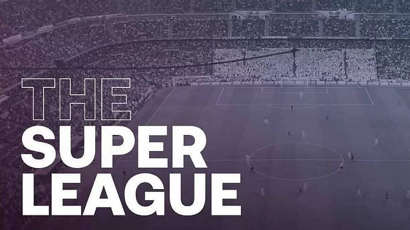 A league consisting of the biggest clubs in Europe