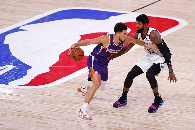 The Phoenix Suns and the LA Clippers will face off at Staples Center on Thursday night