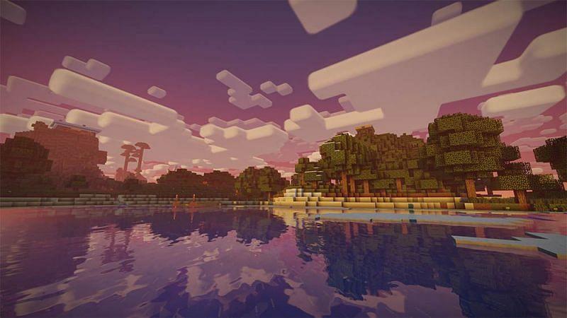 Nostalgia shader pack (Image via announces.com)