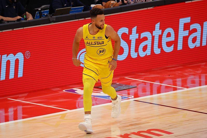 Steph Curry has already won the NBA MVP award twice