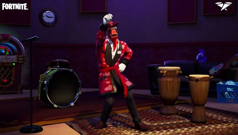Fortnite has now added a new emote based on Bruno Mars