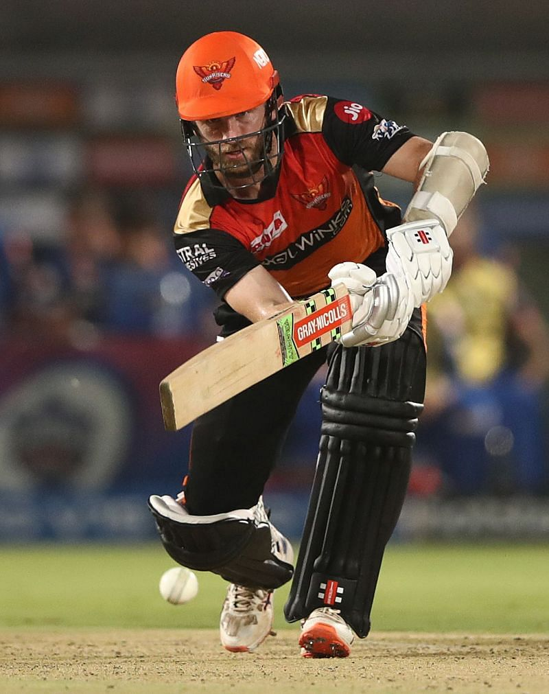Kane Williamson comes into this game on the back of a valiant unbeaten 66 for SRH, against DC.