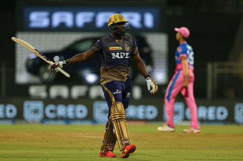 KKR held back Andre Russell in the batting order [P/C: iplt20.com]