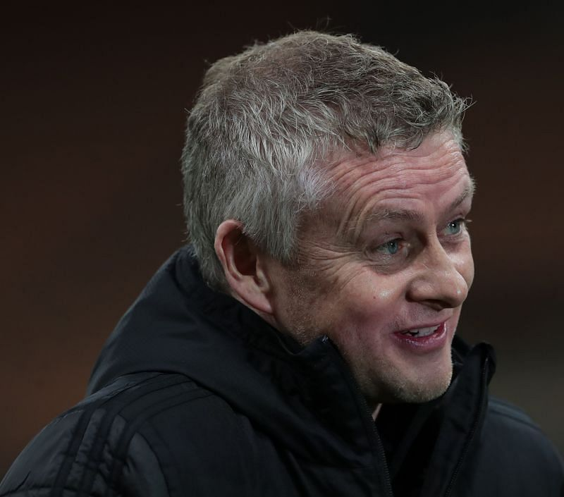 Manchester United manager Ole-Gunnar Solskjaer. (Photo by Emilio Andreoli/Getty Images)