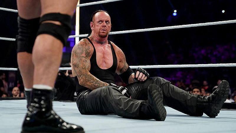 WWE सुपरस्टार द अंडरटेकर