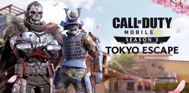 COD Mobile: Tokyo Escape[Image Via Activision]